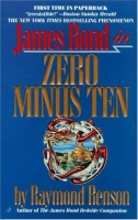 Zero Minus Ten American proposed cover art