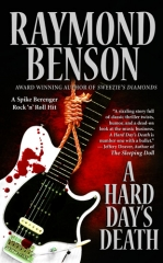 A Hard Day's Death US paperback