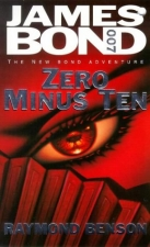 Zero Minus Ten British Hardcover edition