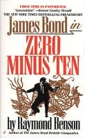 Zero Minus Ten American paperback edition