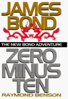 Zero Minus Ten American Hardcover edition