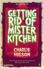 Getting Rid of Mister Kitchen UK paperback