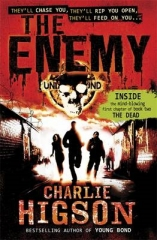 The Enemy UK paperback
