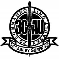 30 AU emblem