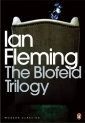 The Blofeld Trilogy UK Cover Art