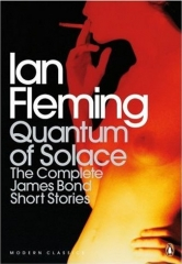 Quantum of Solace UK Short Story Collection