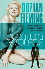 Quantum of Solace US Short Story Collection