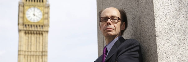 Jeffery Deaver in London