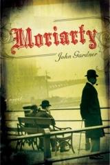 Moriarty by John Gardner (2008)