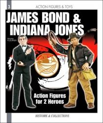 James Bond & Indiana Jones: Action Figures