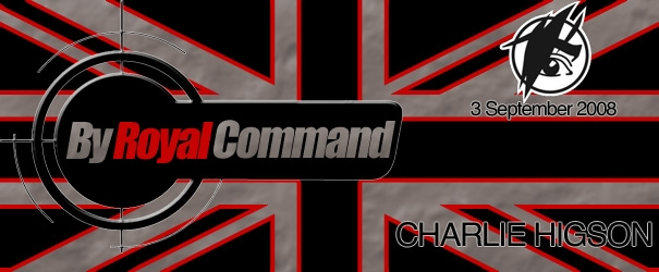 By Royal Command Launch Graphic