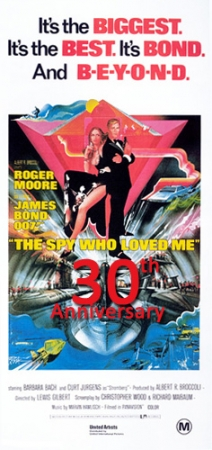 The Spy Who Loved Me - 30th Anniversary