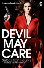 Devil May Care First Edition UK Paperback