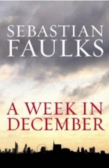 A Week In December UK Hardcover