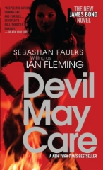 Devil May Care First Edition US Paperback