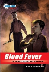 Blood Fever US Paperback 2009