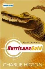 Hurricane Gold UK paperback first edition
