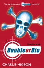 Double or Die UK paperback first edition