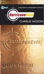 Hurricane Gold UK hardcover