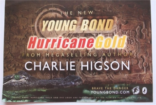 Hurricane Gold advertisement
