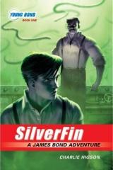 SilverFin US Paperback 2009