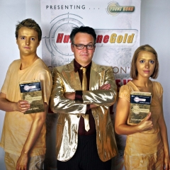 Charlie Higson Gone Gold